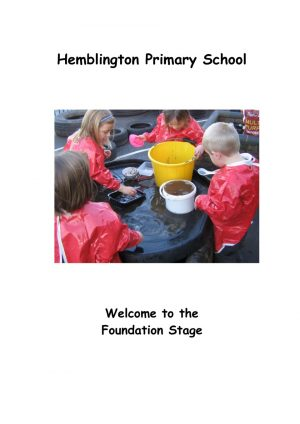 thumbnail of Foundation Stage Booklet